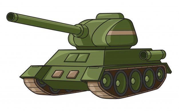 War Tank Cartoon in 2020 | Military drawings, Cartoon ...