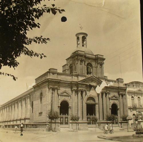 La catedral de chillan antes del terremoto de 1939 - ghost_xx