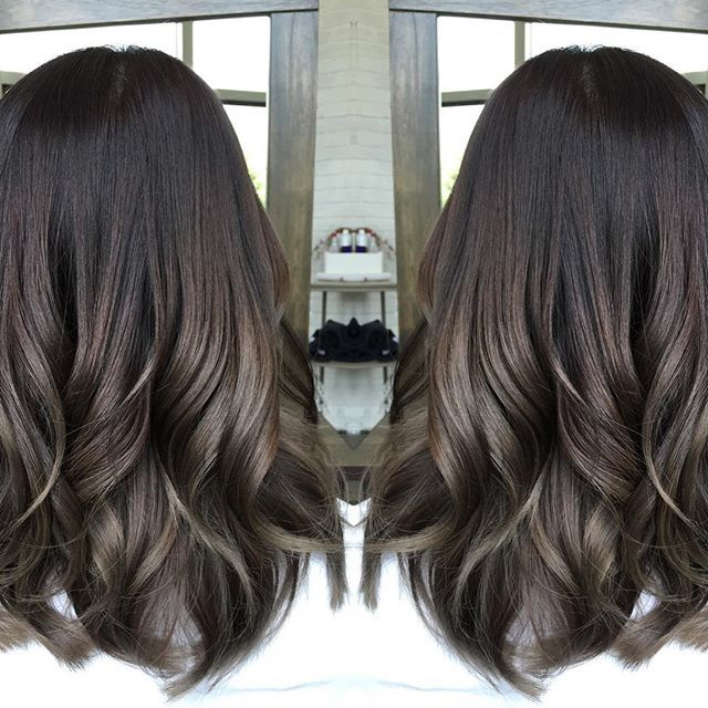 Hairstyles For Long Asian Hair : Best 25 asian balayage ideas on pinterest balayage asian hair