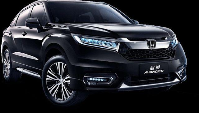 2018 Honda Avancier Concept