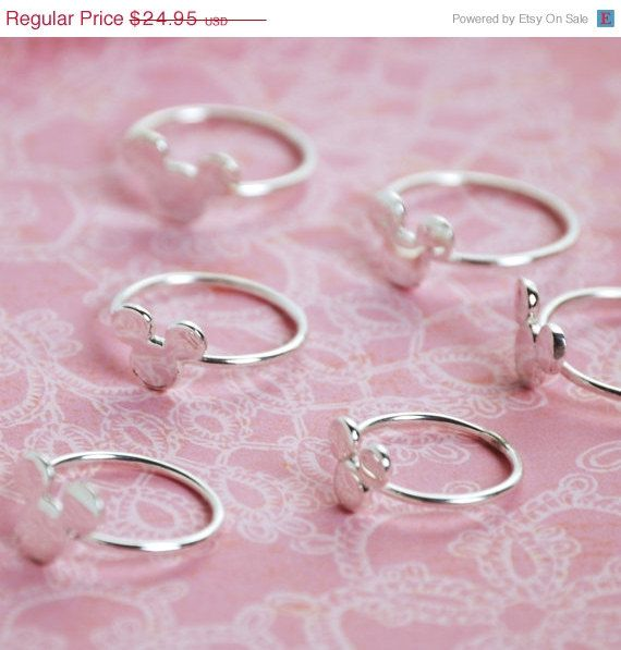 ON SALE Bridesmaid Ring  Disney Wedding  by TheJewelryGirlsPlace, $19.96