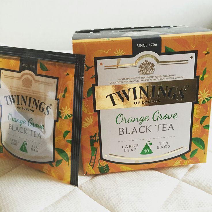 TWININGS Orange Grave BLACK TEA。ここのブレンダーと相性が悪い気がして避けているけど、久々の挑戦。芳醇な香りの中国茶をベースに、キャラメルのような甘い香りが漂うオレンジの味わいは複雑。ラム酒などお酒の香りづけをしたフレーバーティーを口に含んだ時の感覚に近かったようにも思う。謳い文句にある「オレンジと太陽の調和を体感させてくれるだろう」というのは全く解せなかった。