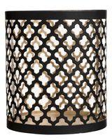 Värmeljushållare Orient 10 cm Svart Metall - Ljus & Ljusstakar - Rusta