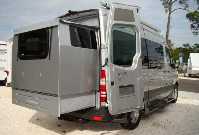 2011 Roadtrek SS Ideal Diesel Class B Motorhome | expandable campervans | Pinterest | Rv ...