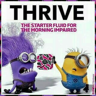 ENERGY..ENERGY..ENERGY...Thrive Patch...Level Thrive...Thrive Experience