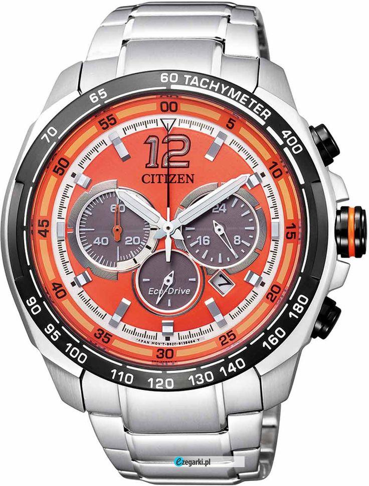 Najnowsze zegarki marki #citizen zaskakują odważnym designem :)
