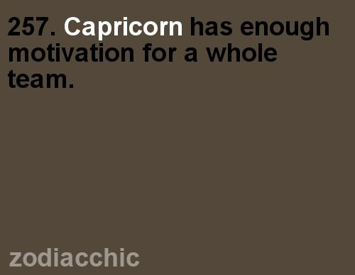 Have you seen your Capricorn horoscope for today yet??