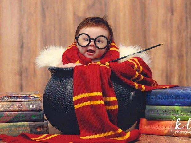 Bébé Harry Potter