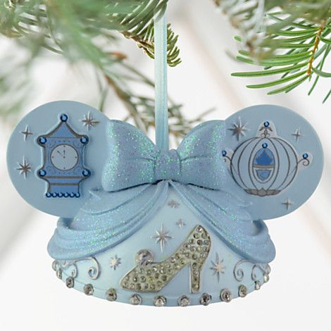 25 Disney Ornaments with an Ear for Detail