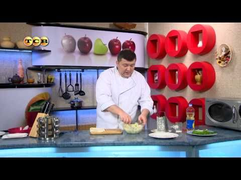 Пирог «Рваный» из лаваша - Дело вкуса - YouTube
