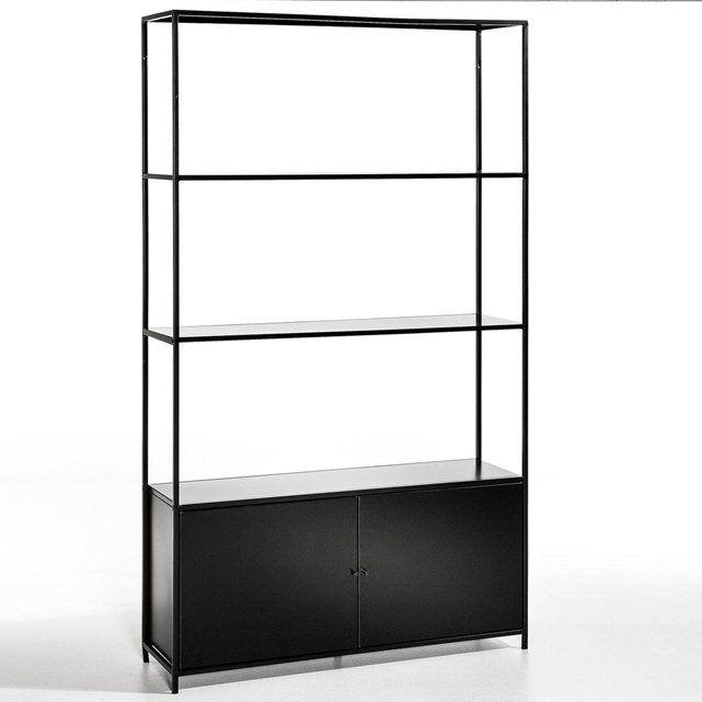 etag re haute m tal romy am pm noir loft jean aicard. Black Bedroom Furniture Sets. Home Design Ideas