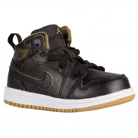 $34.99 #hoop #instaball #instaballer #instagood  #jump #nba #net #pass #photooftheday   black white and gold jordan 6,Jordan AJ1 Mid - Boys Toddler - Basketball - Shoes - Black/Metallic Gold/White-sku:40735042 http://jordanshoescheap4sale.com/902-black-white-and-gold-jordan-6-Jordan-AJ1-Mid-Boys-Toddler-Basketball-Shoes-Black-Metallic-Gold-White-sku-40735042.html