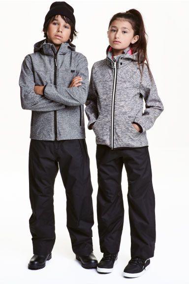 Spodnie typu shell | H&M