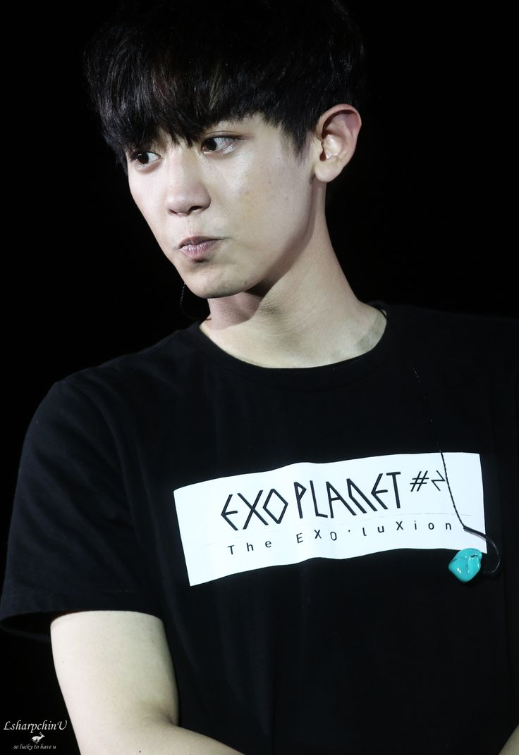 150801 ChanYeol - TheExo'luxon #2  in Chengdu