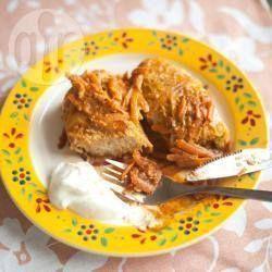 Rollos de col rellenos de carne @ allrecipes.com.mx