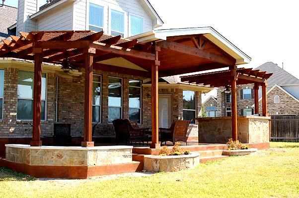 Covered Deck Deck Pool And Yard Ideas Pinterest