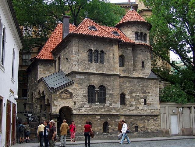 Jewish Quarter, Prague