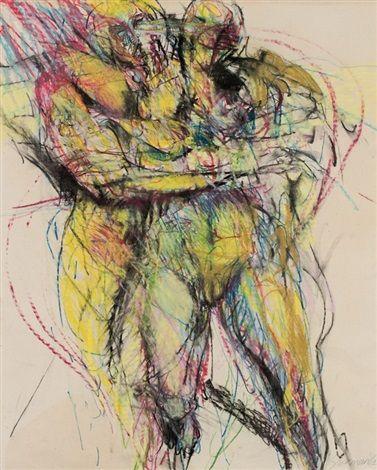 The Embrace by Nancy Grossman