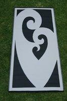 New Zealand  KORU Recycled mat