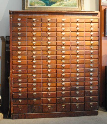 Wooden Furniture Hardware ~ Vintage antique drawer hardware general store