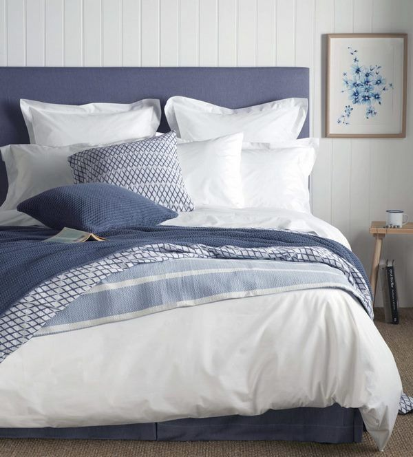 How To Choose The Perfect Bed Sheets Buyers Guide Tips White Linen Bedding Bed Linens Luxury Chic White Bedding