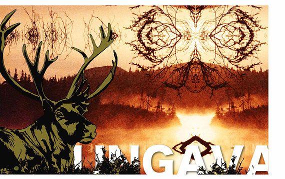 Collection Ungava: Le passage vers le Nord et le caribou de la