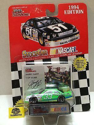 (TAS004734) - Racing Champions Nascar Racing Die-Cast Car - Harry Gant