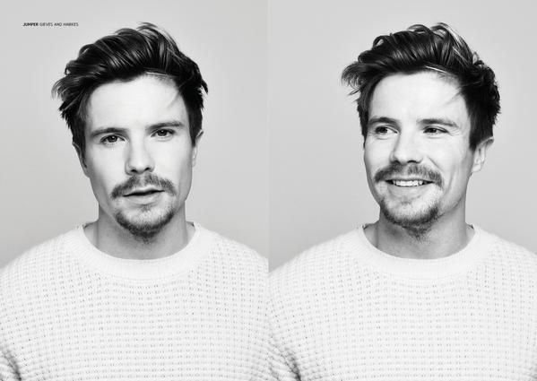 Joe Dempsie: SUPERTASCHE #JONMAG