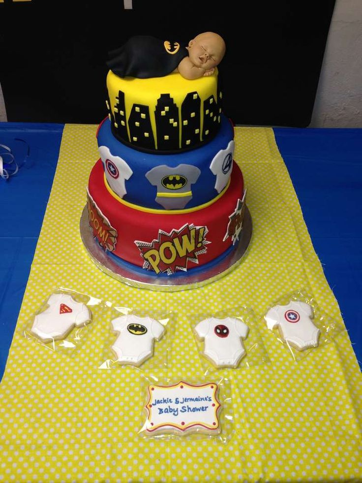103 best Superhero Babies images on Pinterest Birthday party