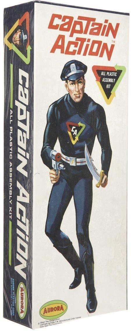 Captain Action Model Kit