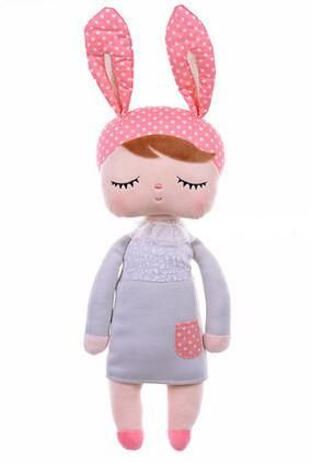New Fun Plush Toy Angela Baby Stuffed Doll Metoo Birthday X-mas Gift Spare No Cost At Any Cost Dolls & Bears