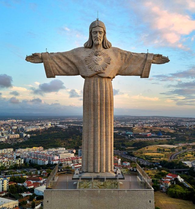 Cristo Rei, 58 anos a abraçar Lisboa | ncultura
