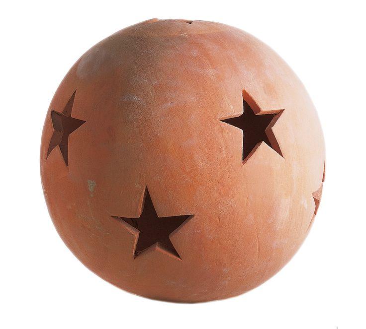 Terracotta boll.