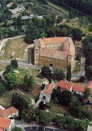 Mosonmagyaróvár - Castle - Mosonmagyaróvári vár – Wikipédia