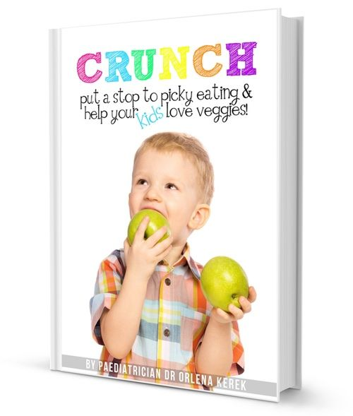 An awesome free guide to help your kids love healthy food. Loads of simple and actionable tips
