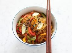 Denny Chef Blog: Vermicelli cinesi alle verdure