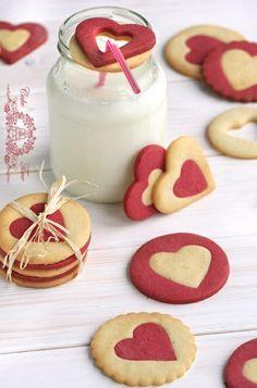 Kekse mit Liebe