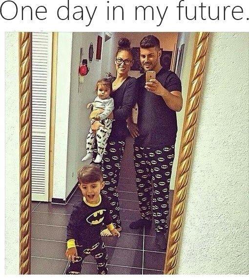 Batman family pjs