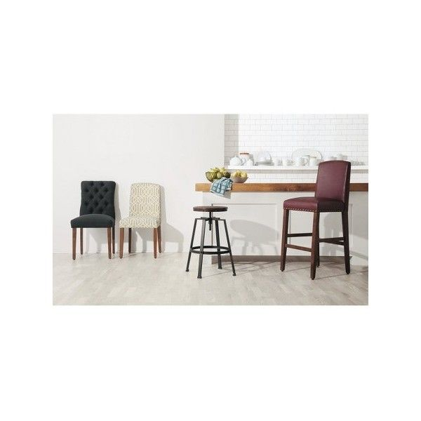 Brookline Tufted Dining Chair Wood Multiple Colors Set Of