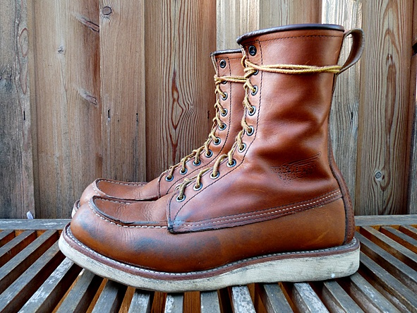 red wing irih setter