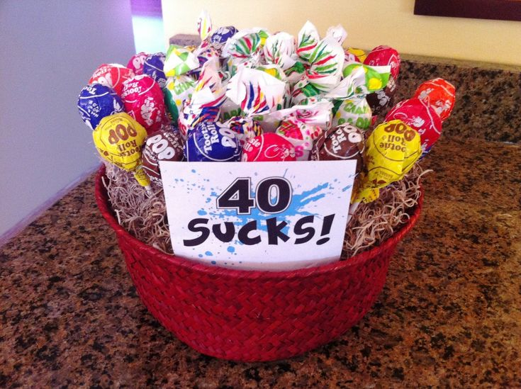 25+ Best Ideas About 40th Birthday Presents On Pinterest