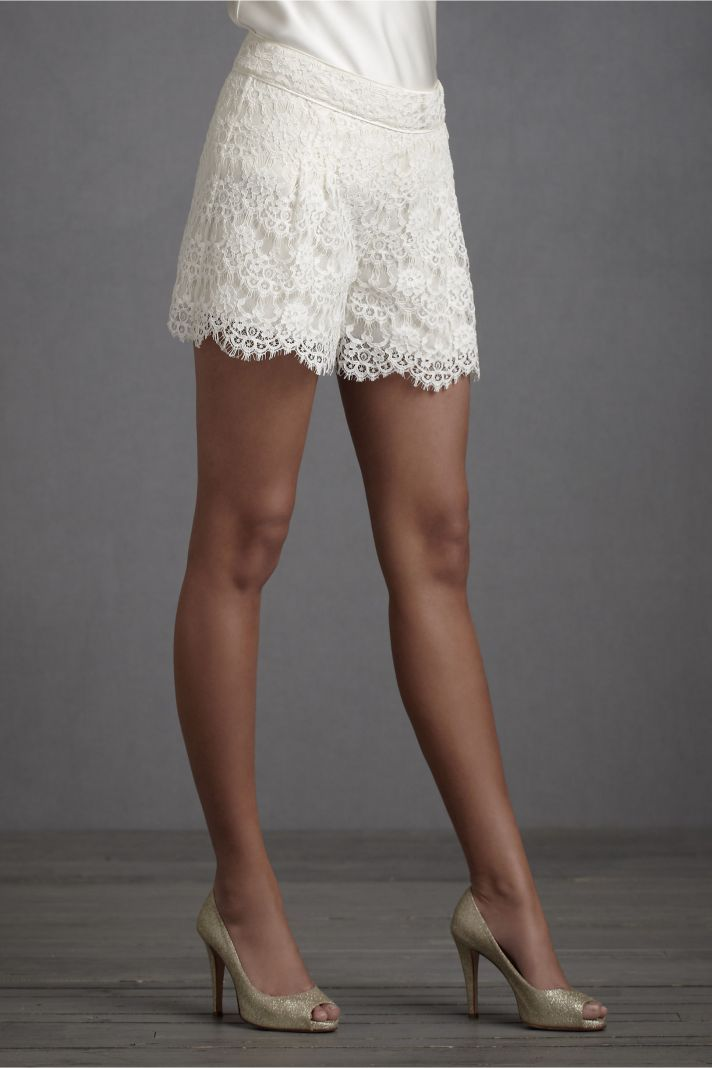 Google Image Result for http://wedding-pictures-03.onewed.com/28557/short-lace-shorts-for-brides-rehearsal-dinner-or-engagement-party__full.jpeg
