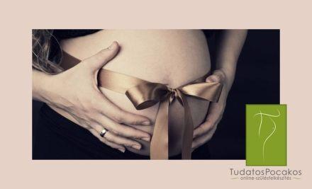 Online-szülésfelkészítés  http://tudatospocakos.hu