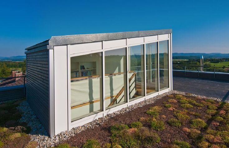 die besten 25 terrassenaufbau ideen auf pinterest bausatz dachterrasse bauen und garten sofa. Black Bedroom Furniture Sets. Home Design Ideas