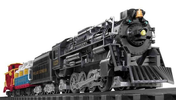 Lionel Polar Express G-Gauge Battery Train Set 711485