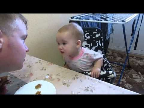 Unbelievable Video of Russian Baby and Dad Arguing! I Dare You Not To Crack Up! | Page 2 of 2 | The Place For Parenting