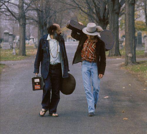 Ginsberg & Dylan