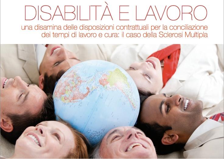 2012, ripercorriamo le tappe del cammino che abbiamo fatto insieme negli ultimi dodici mesi:    Diritti e disabilità - Se c'è un termine che ha caratterizzato gli ultimi tempi è spending review. Con la crisi economica diminuiscono le risorse e le opportunità, ma non diminuiscono i bisogni delle persone con sclerosi multipla. Scarica e Leggi la Guida Disabilità e Lavoro a questo link: http://tinyurl.com/caj87kn