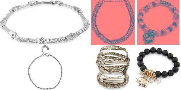"""TWINKLING TRINKETS ^.^"" Awesome list on #bracelets #anklets by Swati Pathak #fashion"