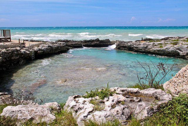 Freeport, Bahamas - boiling hole